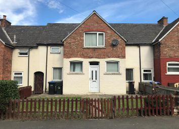 Thumbnail 3 bed terraced house for sale in Bishopton Road, Middlesbrough