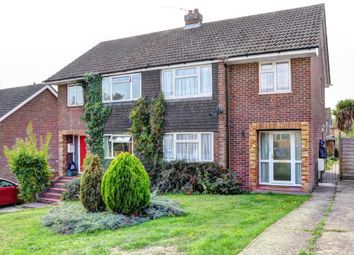 Thumbnail 3 bed semi-detached house for sale in Laburnum Close, Marlow