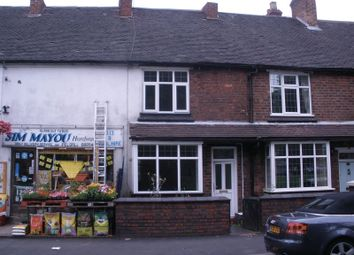 Thumbnail 2 bed terraced house to rent in Norton Road, Pelsall, Walsall