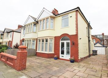Thumbnail 3 bed semi-detached house for sale in Cornwall Avenue, Bispham