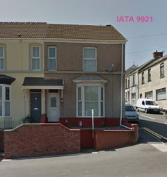 Thumbnail 4 bed semi-detached house to rent in Pentrepoeth Road, Morriston, Swansea