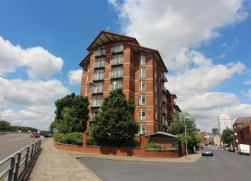 Thumbnail 2 bed flat for sale in Osbourne House, Queen Victoria Road, Coventry