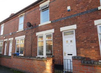 Thumbnail 3 bed terraced house to rent in Grosvenor Street, Derby