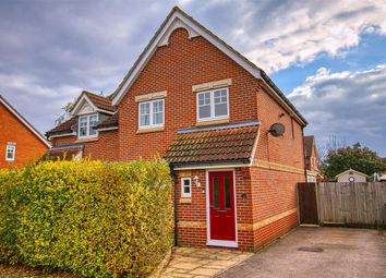 Thumbnail 3 bed semi-detached house for sale in Queen Elizabeth Square, Maidstone