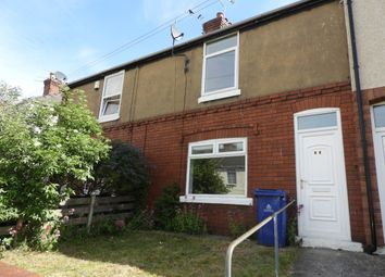 Thumbnail 2 bed terraced house to rent in Park Road, Askern, Doncaster