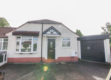 Thumbnail 2 bedroom bungalow for sale in Tintern Avenue, Urmston, Manchester