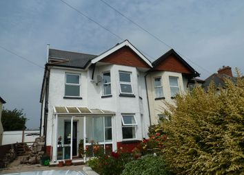 Thumbnail 5 bed semi-detached house for sale in Featherbed Lane, Exmouth