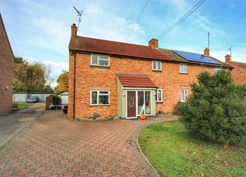 Thumbnail 3 bed semi-detached house for sale in Garrards Road, Elmsett, Ipswich