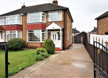 Thumbnail 3 bed semi-detached house for sale in Springfield Road, Grimsby