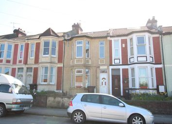 Thumbnail 3 bedroom property to rent in Luckwell Road, Bedminster, Bristol