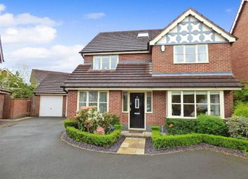 Thumbnail 6 bed property for sale in Flowerscroft, Stapeley, Nantwich