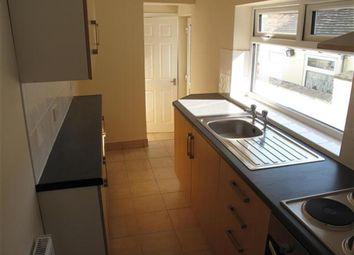 Thumbnail 2 bedroom terraced house to rent in Herd Street, Stoke-On-Trent