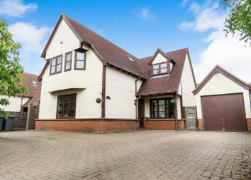 Thumbnail 3 bed detached house for sale in Sutton Road, Eyeworth, Sandy
