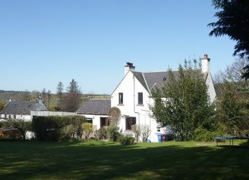 Thumbnail 4 bed detached house to rent in Holl Farm House, Mill Of Tynet, Buckie