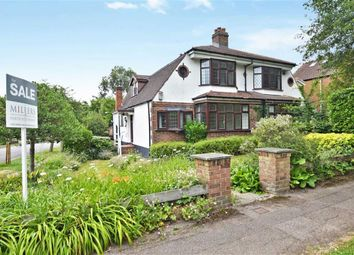 Thumbnail 4 bed semi-detached house for sale in Piercing Hill, Theydon Bois, Essex