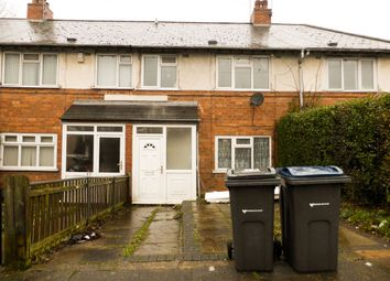 Thumbnail 2 bed terraced house to rent in Holcombe Road, Tyseley, Birmingham