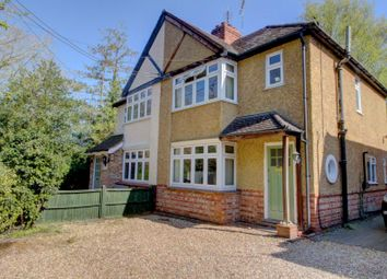 Thumbnail 3 bed semi-detached house for sale in Forest Road, Ascot