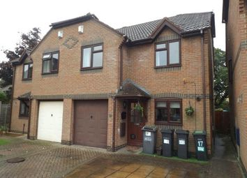 Thumbnail 4 Bed Semi Detached House For Sale In Throop Bournemouth Dorset