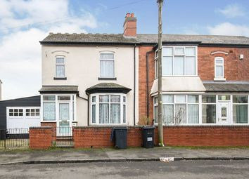 Thumbnail Semi-detached house to rent in Willmore Road, Birmingham