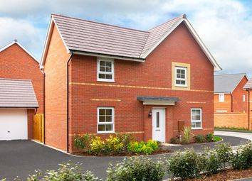 "Thumbnail 4 bed detached house for sale in ""Alderney"" at Bruntcliffe Road, Morley, Leeds"