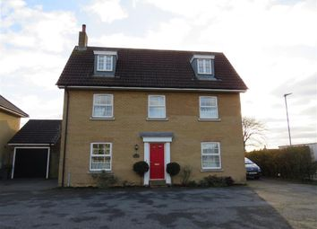 Thumbnail 5 bed property to rent in Creeting Road East, Stowupland, Stowmarket