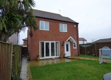 Thumbnail 3 bed detached house for sale in Mill Lane, Corton, Lowestoft