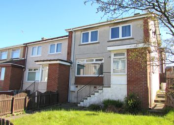 Thumbnail 3 bed end terrace house for sale in Chapelhill Mount, Ardrossan