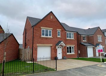 Thumbnail 5 bed detached house for sale in Kestrel Road, Barnsley