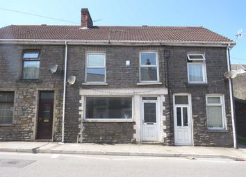Thumbnail 2 bedroom terraced house for sale in High Street, Porth