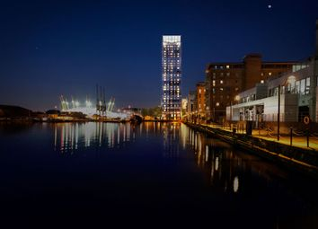 Thumbnail 1 bedroom flat for sale in Dollar Bay, Lawn House Close, Canary Wharf