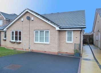Thumbnail 1 bed bungalow to rent in Briar Vale, West Monkseaton, Whitley Bay