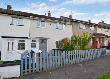 Thumbnail 3 bed terraced house for sale in Geoffrey Close, Bristol
