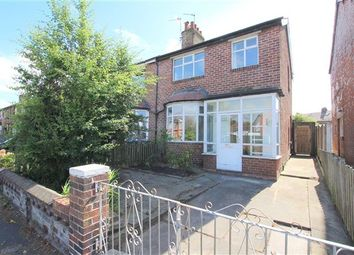 Thumbnail 3 bedroom property for sale in Foxdale Avenue, Blackpool