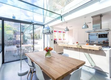 Thumbnail 4 bed semi-detached house for sale in Ferme Park Road, London