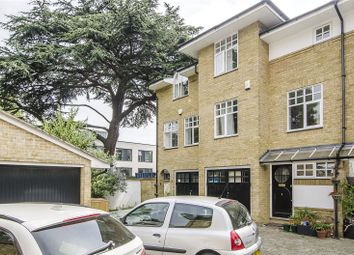 Thumbnail 2 bed mews house for sale in Shaftesbury Mews, London
