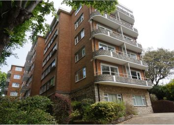 Thumbnail 3 bed flat for sale in 33 Chine Crescent, Bournemouth