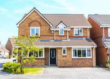 Thumbnail 5 bed detached house for sale in Crompton Way, Lowton, Warrington
