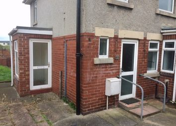 Thumbnail 2 bed terraced house to rent in Atlee Terrace, Newbiggin By The Sea