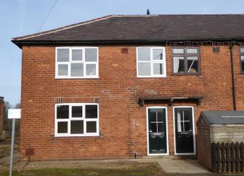 Thumbnail 3 bed terraced house to rent in Station Road, Oakham