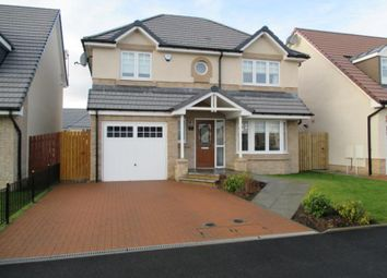 Thumbnail 4 bed detached house to rent in Mackie Way, Elrick