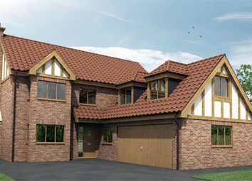 Thumbnail 4 bed detached house for sale in Denaby Lane, Old Denaby, Doncaster, South Yorkshire