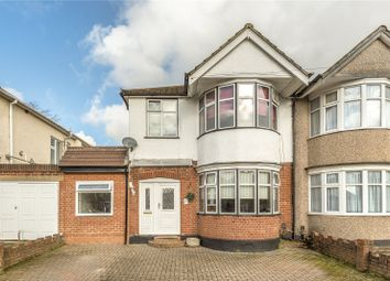 Thumbnail 4 bed semi-detached house for sale in Weighton Road, Harrow