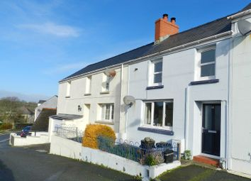 Thumbnail 2 bed terraced house for sale in Mill Bank, Haverfordwest, Pembrokeshire