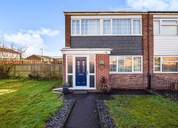 Thumbnail 3 bed end terrace house for sale in Turnhouse Road, Castle Vale, Birmingham