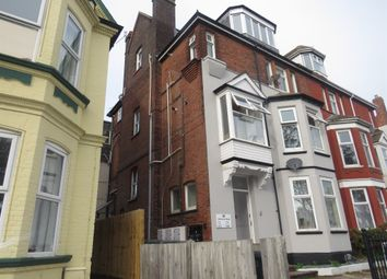 Thumbnail 1 bed flat for sale in Pier Cottages, Wellesley Road, Great Yarmouth
