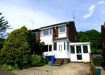 Thumbnail 3 bed property for sale in Hilltop Drive, Haslingden, Rossendale