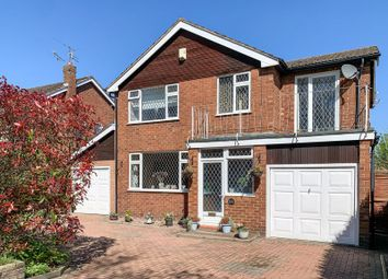 4 bed detached house for sale in Holmes Chapel Road, West Heath, Congleton CW12