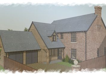 Thumbnail 5 bed detached house for sale in Field House, Willow Grove, Kinnerley, Shropshire