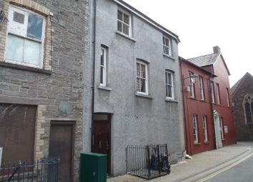 Thumbnail 2 bed flat to rent in Church Lane, Brecon