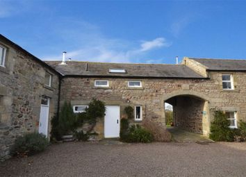 Thumbnail 2 bed barn conversion for sale in Branton, Alnwick